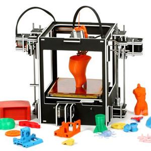 Печать модели